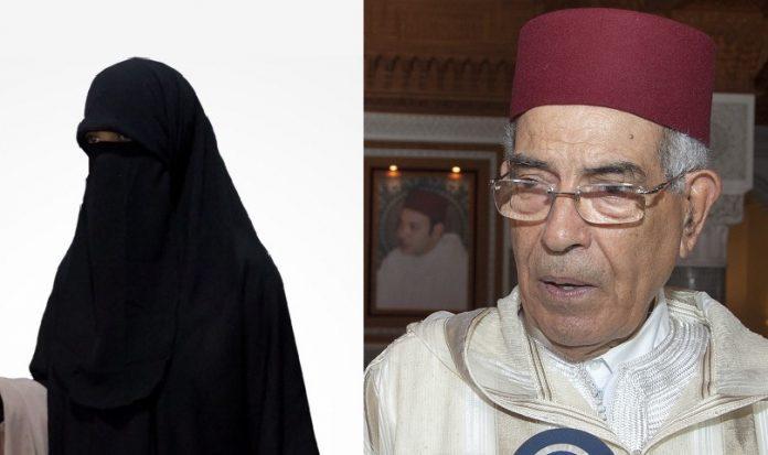 مدير دار الحديث الحسنية يتساءل عن خلفية منع بيع النقاب؟!