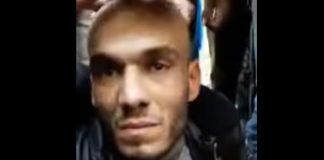 مواطنون يلقون القبض على مجرم حي النسيم الذي يهدد الفتيات بسكينه ويسلبهن هواتفهن