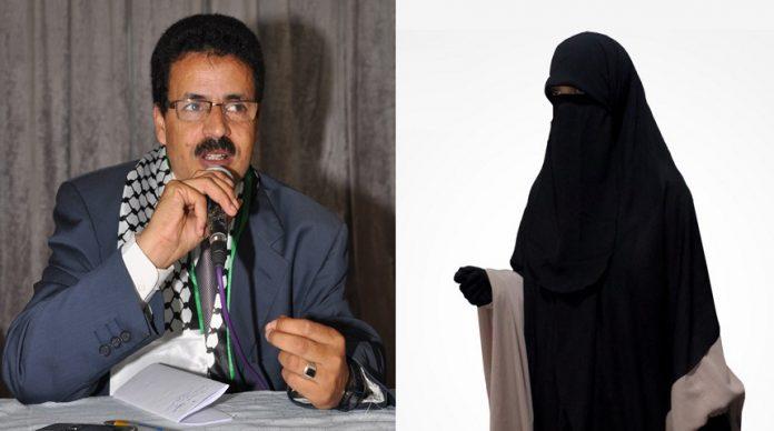 ذ. زهاري: يتساءل عن صمت بعض الحقوقيين على القرار التعسفي لوزارة الداخلية بمنع بيع النقاب؟!