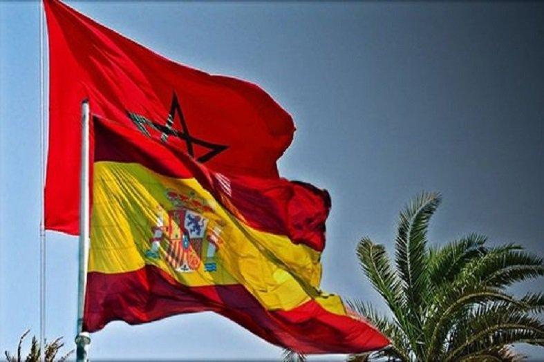 وفد برلماني مغربي رفيع المستوى في مدريد