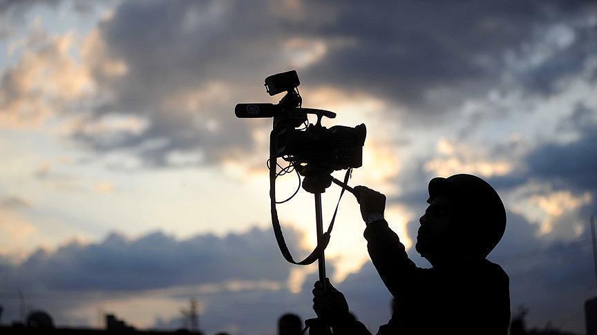 إصابة صحفية جزائرية برصاص قناص من داعش غرب الموصل