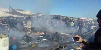 وفاة طفلة كانت من بين المصابين في حادث انفجار قنينة غاز بعين عودة