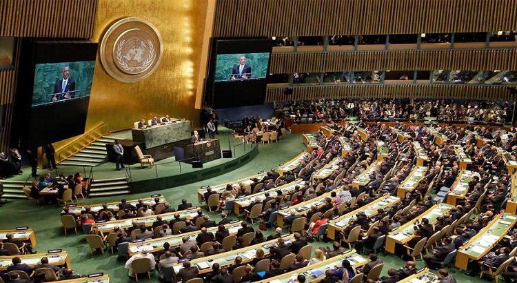 يلدريم: من الضروري وجود دولة إسلامية دائمة العضوية في مجلس الأمن