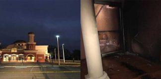 إحراق مسجد ثالث بأمريكا في أقل من سنة