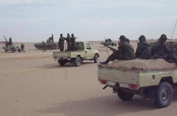 """120 حذاء عسكريا تشعل الحرب بين درك وجيش جبهة """"البوليساريو"""""""