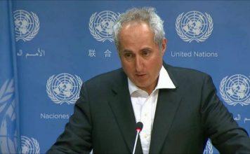 الأمم المتحدة تحذر البوليساريو من عرقلة الحركة التجارية بالكركرات وترحب بقرار المغرب الانسحاب الأحادي
