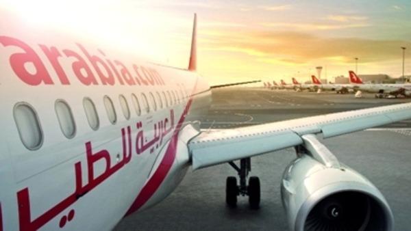 """فرع """"العربية للطيران"""" في المغرب يطلق خطا جويا جديدا بين الدار البيضاء والناظور"""