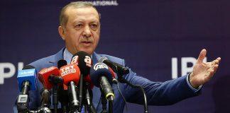 أردوغان: 128 دولة قالت لأمريكا لا يمكن شراء إرادتنا بالدولار والقوة