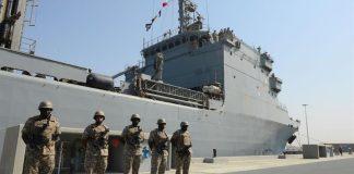 البحرية الملكية تنقذ طاقم مركب فرنسي قبالة سواحل الدار البيضاء
