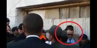 فيديو.. الملياردير فوزي الشعبي يدافع عن احتلال الملك العام والسلطات تتدخل