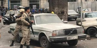 الدار البيضاء: تواجد جنود ودبابات صباح اليوم يثير دهشة الساكنة