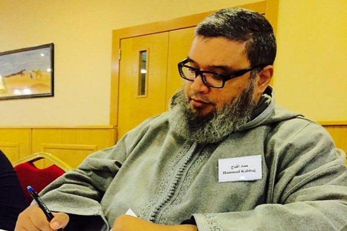 الشيخ حماد القباج يدعو السياسية المغربية بشرى برجال لارتداء الحجاب