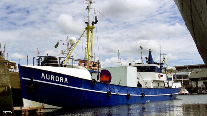 """تماما كما وقع """"مارينا سمير"""" غواتيمالا تمنع سفينة هولندية من القيام بعمليات الإجهاض"""