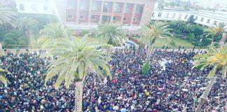 """دعمًا للقدس.. البرلمان يعقد جلسة الإثنين.. والجماعة تدعو لـ""""جمعة الغضب"""""""