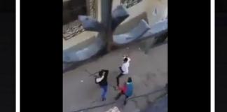 خطير.. فيديو جريمة قتل مروعة بحي الإشارة بمدينة تطوان