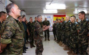 إسبانيا تقرر تدريس اللغة الأمازيغية لجيشها