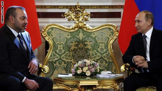 أنبوب الغاز المغربي النيجيري يعجل بزيارة بوتين للمغرب