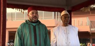 الملك محمد السادس يختتم جولة ماراثونية قادته إلى 5 دول إفريقية
