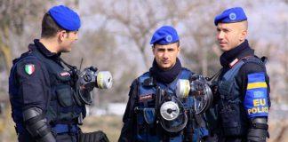 الشرطة الإيطالية تعتقل 10 مغاربة ضمة شبكة دولية للاتجار في المخدرات