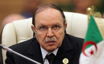 """في خرجة جديدة لبوتفليقة: الجزائر ستواصل دعم """"الشعب الصحراوي"""""""
