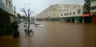 الجزيرة: غرق شوارع مدن مغربية يشعل مواقع التواصل الاجتماعي