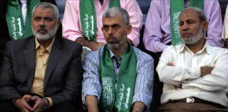 """وفد من حماس برئاسة السنوار يغادر إلى مصر لحضور جلسات """"المصالحة"""""""