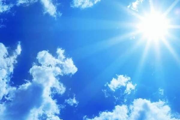 درجات الحرارة الدنيا والعليا المرتقبة يوم الاثنين 24 شتنبر 2018