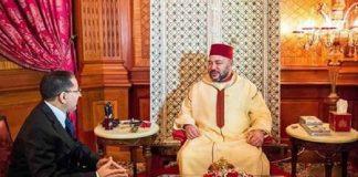 الملك محمد السادس يستقبل رئيس الحكومة ووزيري الداخلية والاقتصاد والمالية بحضور الهمة والزناكي