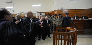 محكمة الاستئناف بسلا تواصل النظر في ملف المتهمين في أحداث مخيم أكديم إيزيك