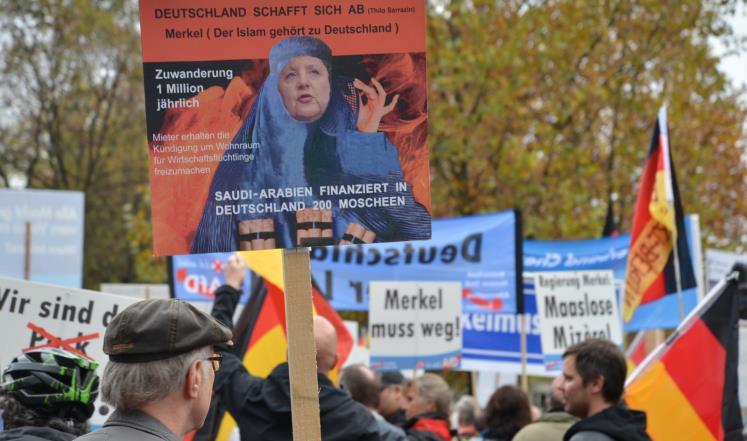واشنطن بوست: العداء للإسلام ينمو بألمانيا قلب أوروبا