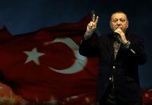 كلمة للرئيس التركي رجب طيب أردوغان بعد تصدره السباق الرئاسي