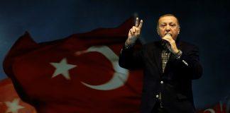 أردوغان يتوعد إرهابيي (ب ي د / بي كا كا) في عفرين السورية إن لم يستسلموا