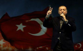 أردوغان: تركيا أكبر من أن تقع في فخ المتآمرين على المنطقة