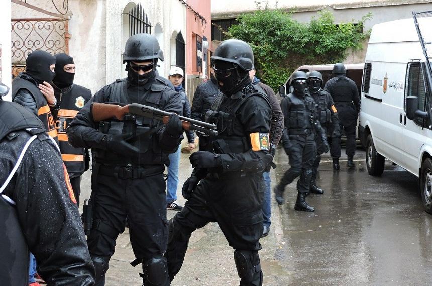 وجدة: توقيف 11 شخصا من إفريقيا جنوب الصحراء للاشتباه في تورطهم في تنظيم الهجرة السرية وترويج المخدرات