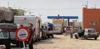 المغرب يشيد أضخم معبر حدودي بري بمنطقة الكركرات يصل المملكة بالدول الإفريقية