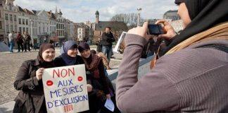 """""""العفو الدولية"""" تنتقد قرار المحكمة الأوروبية حظر الحجاب في أماكن العمل"""