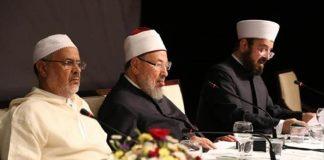 اتحاد علماء المسلمين يستنكر الفضيحة الهولندية ويدعو العالم للتضامن مع تركيا