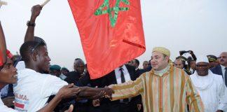 الملك يعلن إنشاء وزارة مكلفة بالشؤون الإفريقية