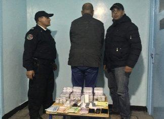 بالصور.. اعتقال مواطن ليبي كان يروج الأقراص المهلوسة بالدار البيضاء