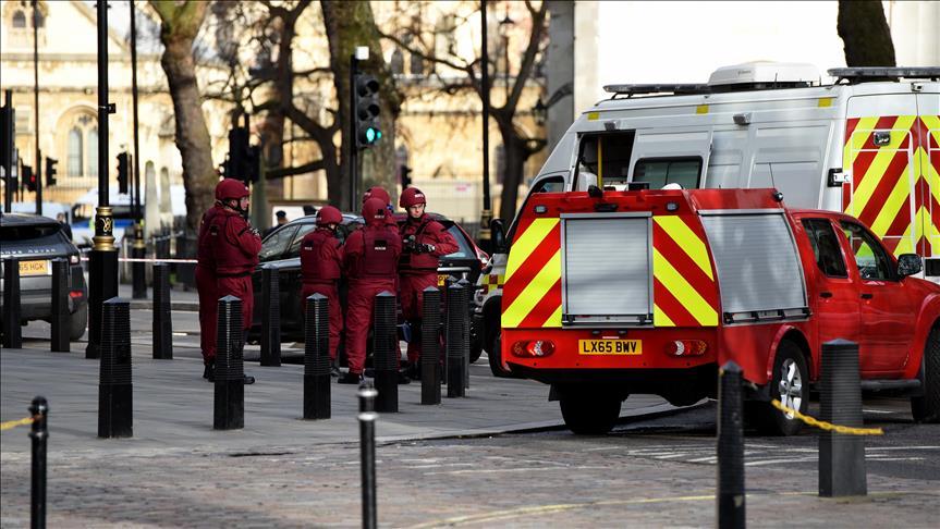 شرطة لندن: 4 قتلى ونحو 20 جريحًا في الهجوم على البرلمان البريطاني