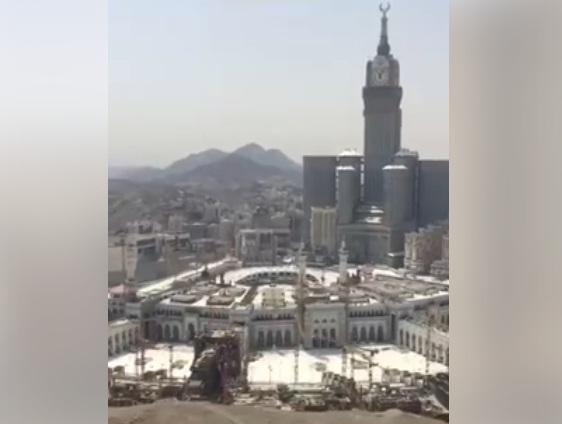تحذير لسكان مكة المكرمة
