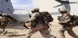 """الجيش المغربي يشارك في مناورات """"فيلنتلوك"""" العسكرية للمارينز الأمريكي"""