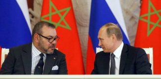 """روسيا تستفز المغرب باستقبال وفد من """"البوليساريو"""""""