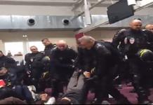 """جمعية """"مكافحة العنصرية"""" تدين إخلاء الشرطة الفرنسية مسجدا في باريس"""
