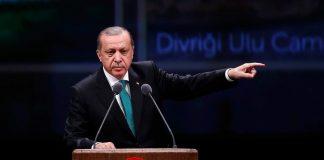 أردوغان: الذين يريدون إنشاء دولة شمال سوريا سيرون منّا ما يلزم