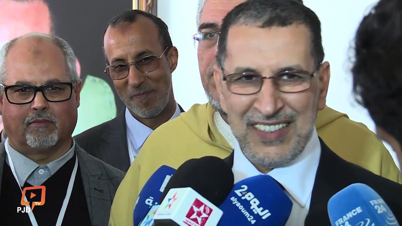 العثماني ينفي ادعاء رئيس تحرير يومية ''الصباح''