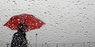 توقعات طقس الإثنين.. زخات عاصفية في بعض المناطق