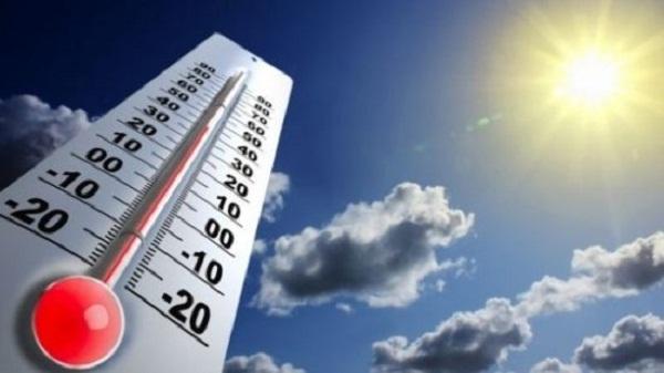 درجات الحرارة الدنيا والعليا المرتقبة غدا الأحد 16 شتنبر 2018