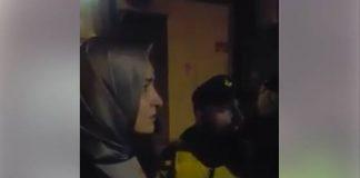 شاهد: الشرطة الهولندية توقف وزيرة الأسرة التركية، وتمنعها من دخول القنصلية في روتردام