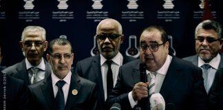 هل سيشارك حزب الاتحاد الاشتراكي في حكومة سعد الدين العثماني؟!!